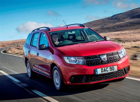 Latest And Outstandingly Economical Dacia Logan Mcv Road