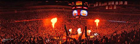 detroit pistons  nba finals panoramic photo picture