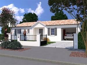 Exemple de facade de maison avec exemple couleur facade for Exemple de facade de maison