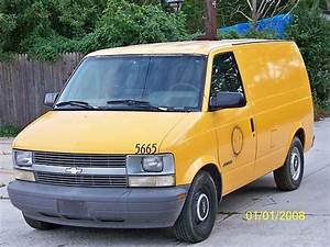 Find Used 1995 Chevrolet Astro Cargo Van 4 3l V6 Gas