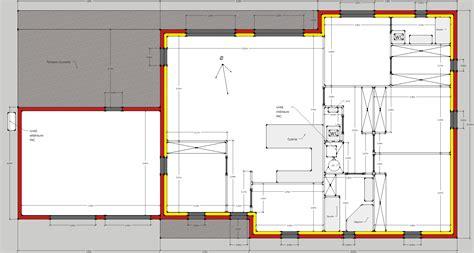 plan de maison 3 chambres plan de maison plain pied 3 chambres gratuit plan de