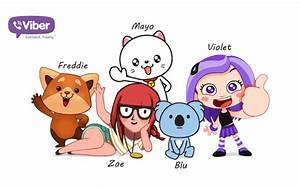 Viber 4.0 for Android and iPhone Brings New Sticker Store ...