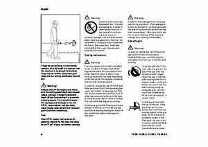 Stihl Fs 56 Trimmer Owners Manual