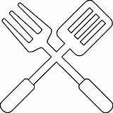 Bbq Coloring Utensil Template Utensils Pages Kitchen Clipart Water Cooking Templates Bottle Tools Printable Pit Colouring Drawing Baking Panda Fathers sketch template
