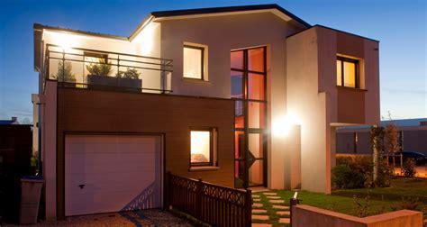 maison moderne en ville image maison moderne