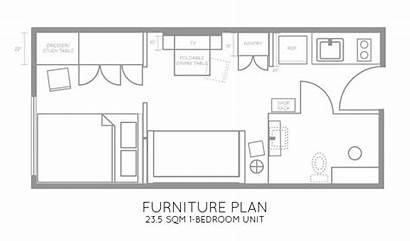 Condo Studio Bedroom Units Interior Favorite Condominium