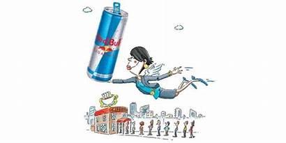 Wings Bull Advertising False Ad Redbull Entrepreneur