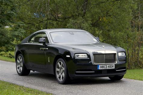 2018 Rolls Royce Wraith First Drive Autoblog Auto Design