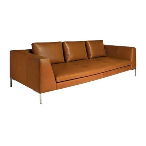 canapé 12 places montino canapé 3 places en cuir aniline vintage leather