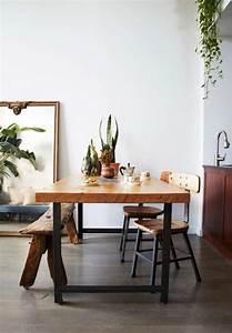 La table de salle a manger en 68 variantes archzinefr for Salle À manger contemporaineavec grande table de salle a manger en bois