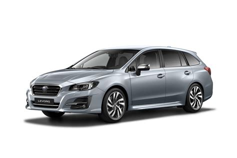 subaru levorg catches  eye  sexy design