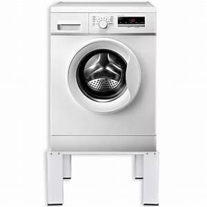 Erhöhung Für Waschmaschine : der untergestell f r waschmaschine sockel podest erh hung wei online shop ~ Yasmunasinghe.com Haus und Dekorationen