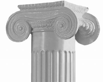 Columns Wood Colonial Greek
