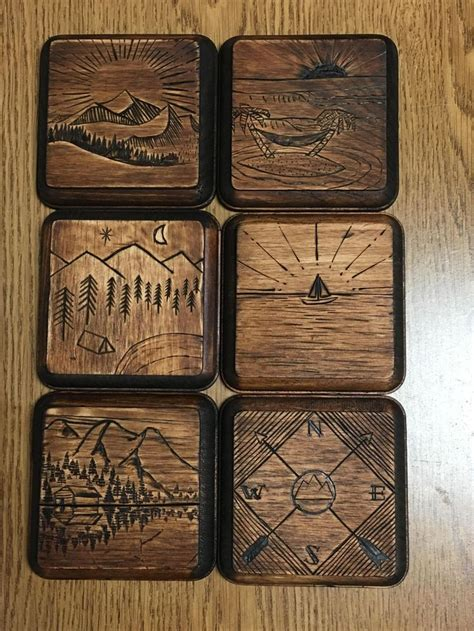 wood burning crafts   wood burning projects ideas