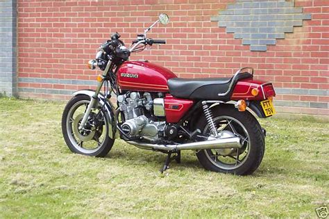 1980 Suzuki Gs 850 by Suzuki Gs850 Sports Tourer