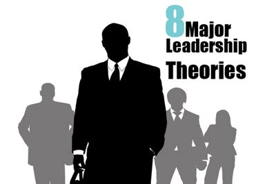 leadershipclub  major leadership theories