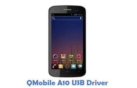 Download Qmobile A10 Usb Driver
