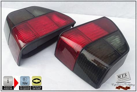 golf 2 rückleuchten schwarz rote r 252 ckleuchten vw golf 2 mk2 gl gt gti 16v g60 syncro limited rallye ebay