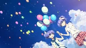 Anime, Girls, Balloons, Dj, Max, Hd, Wallpapers, Desktop, And, Mobile, Images, U0026, Photos