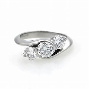 platinum diamond trilogy ring aimee winstone With platinum and diamond wedding rings
