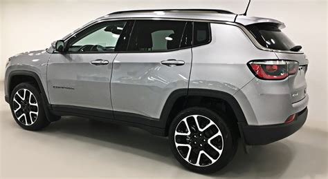 jeep compass limited specs  jeep