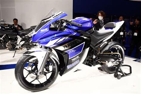 Modification Yamaha Niken by 112013 2015 Yamaha Yzf R25 Prototype 07 Motorcycle News
