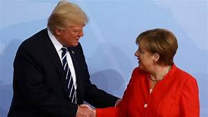World leaders gather for G20 in Hamburg amid protests ...