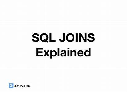 Sql Joins Explained Visually Join Explain Hands