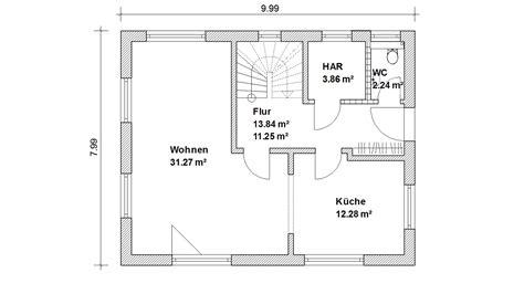 grundriss schnitt ansicht wohnbaukonzept gmbh ausgew 228 hlte planungsideen