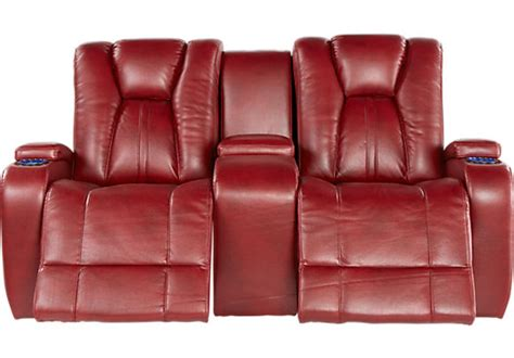 kingvale power reclining sofa kingvale red power reclining console loveseat loveseats