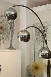 3 Head Floor Lamp
