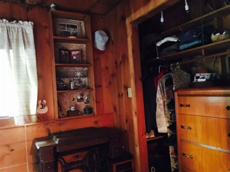color   paint  knotty pine walls hometalk