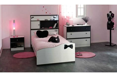 idee deco chambre ado fille chambre taupe et blanc casse
