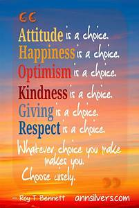 Positive Skills Relationship Booster Choices Quotes Positive Quotes