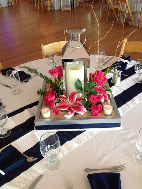 nautical wedding centerpieces wedding centerpieces