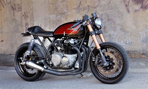 best modern retro motorcycle caf 201 racer 76 cognito moto cb550