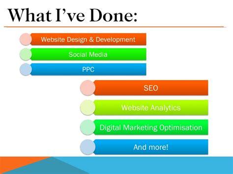 digital marketing graduate who am i digital marketing graduate student