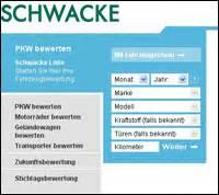 Wert Auto Berechnen Schwacke : schnelle fahrzeugbewertung mit der schwacke liste ~ Themetempest.com Abrechnung