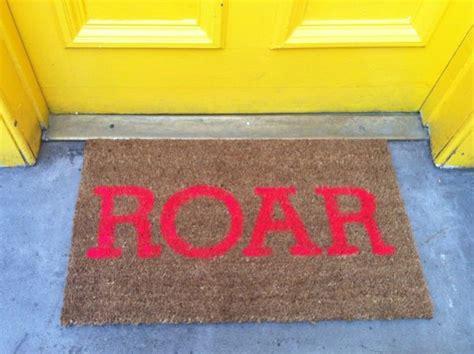 doormats and more best 25 cool doormats ideas on