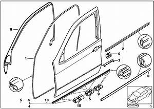 Original Parts For E53 X5 4 4i N62 Sav    Bodywork   Door