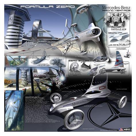 Mercedes Benz Formula Zero Concept For The World Of Motor