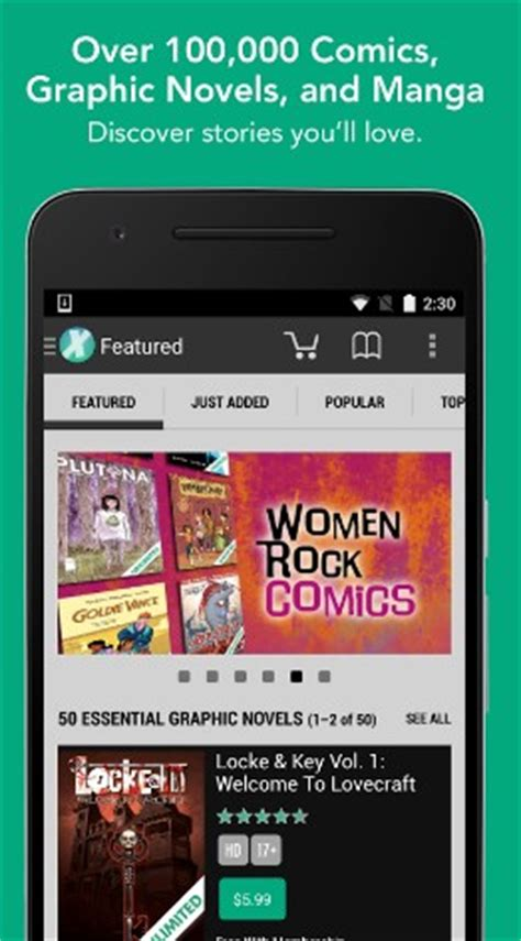 cbr reader android top 7 best android comic book reader apps to read comic on