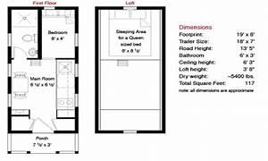 Tiny House Floor Plans Inside Tiny Houses, tiny houses ...