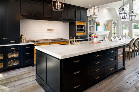 gourmet kitchen  cornelius nc architect magazine