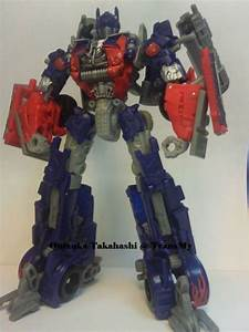 Transformers: Dark Of The Moon Voyager Optimus Prime Image ...