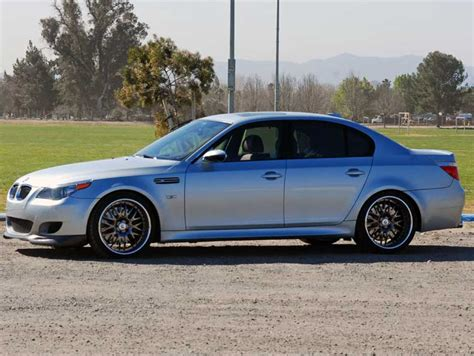 Add Estimated 207 Horsepower To 2005 To 2008 Bmw M5 With