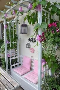 die 25 besten ideen zu loggia balkon auf pinterest box With markise balkon mit tapeten discount 24