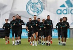 "Real Madrid C.F.⚽ on Twitter: ""💪⚽️ El equipo ya se prepara ..."