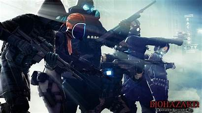 Resident Evil Raccoon Operation 1600 Wallpapers