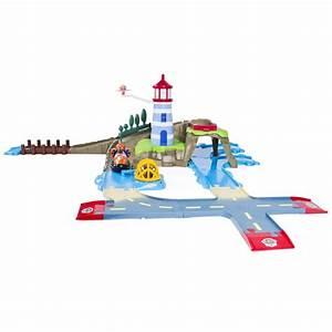 Paw Patrol Set : spin master paw patrol skye zuma s lighthouse rescue track set ~ Whattoseeinmadrid.com Haus und Dekorationen